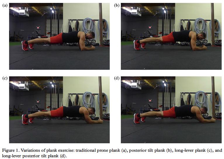 planken oefening