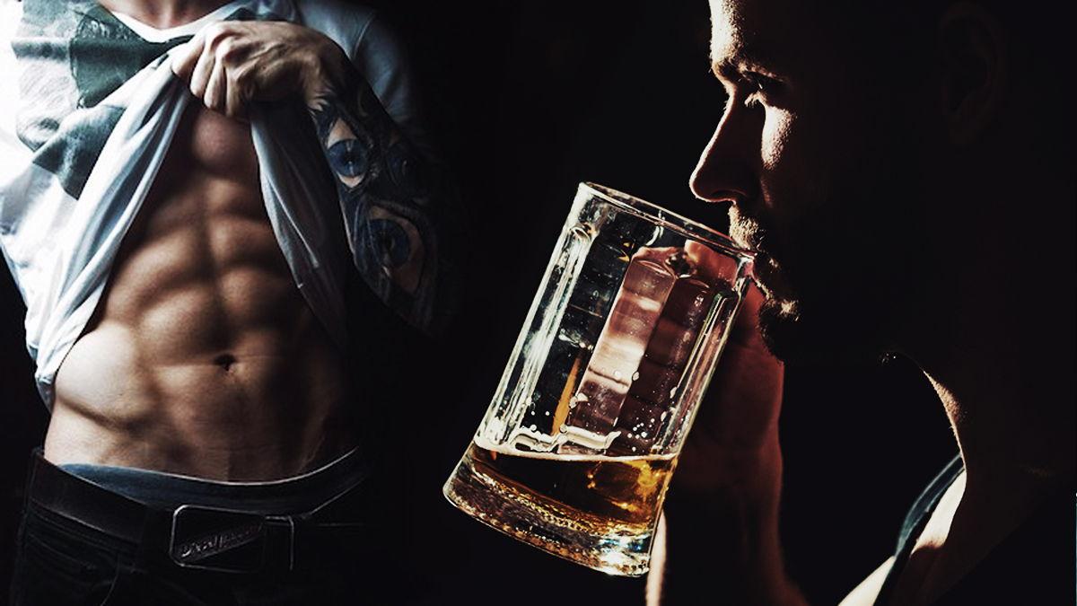 alcohol en fitness