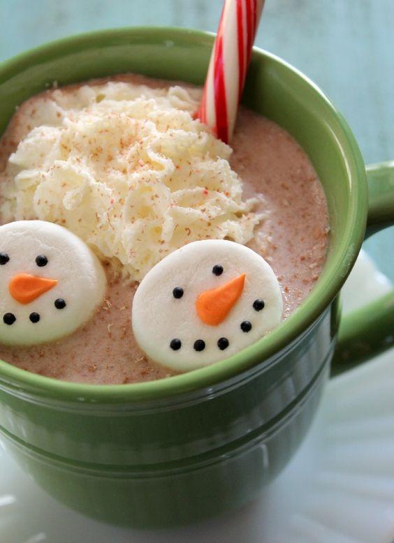 kerst-marshmellows