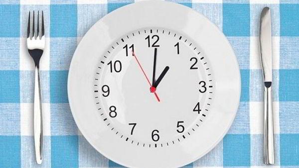 hoeveel tijd tussen maaltijden