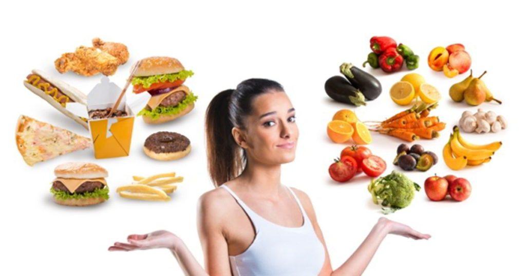 macro's voeding