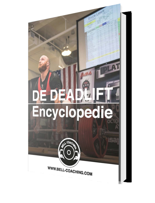 Deadlift encyclopedie e-book