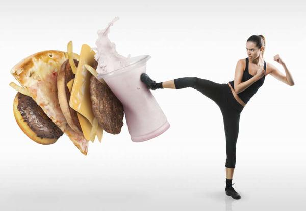 tips om een dieet vol te houden
