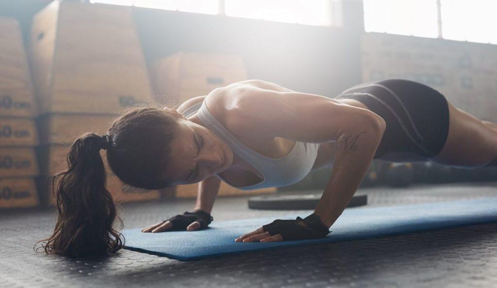 push-ups opbouwen