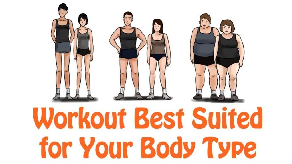 somatotypes en training voor je lichaamstype