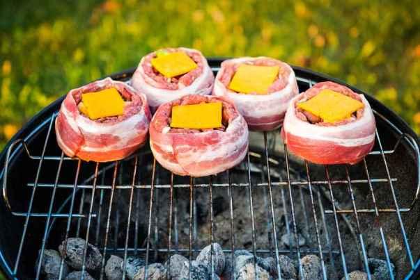 ketogeen bacon boter vet feest