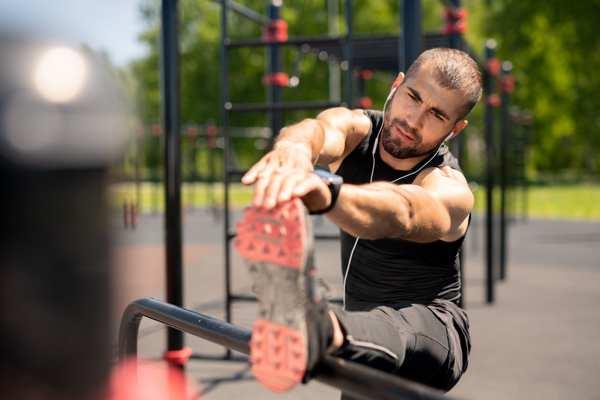 spieren rekken