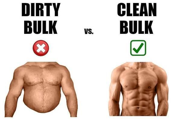 dirty bulk