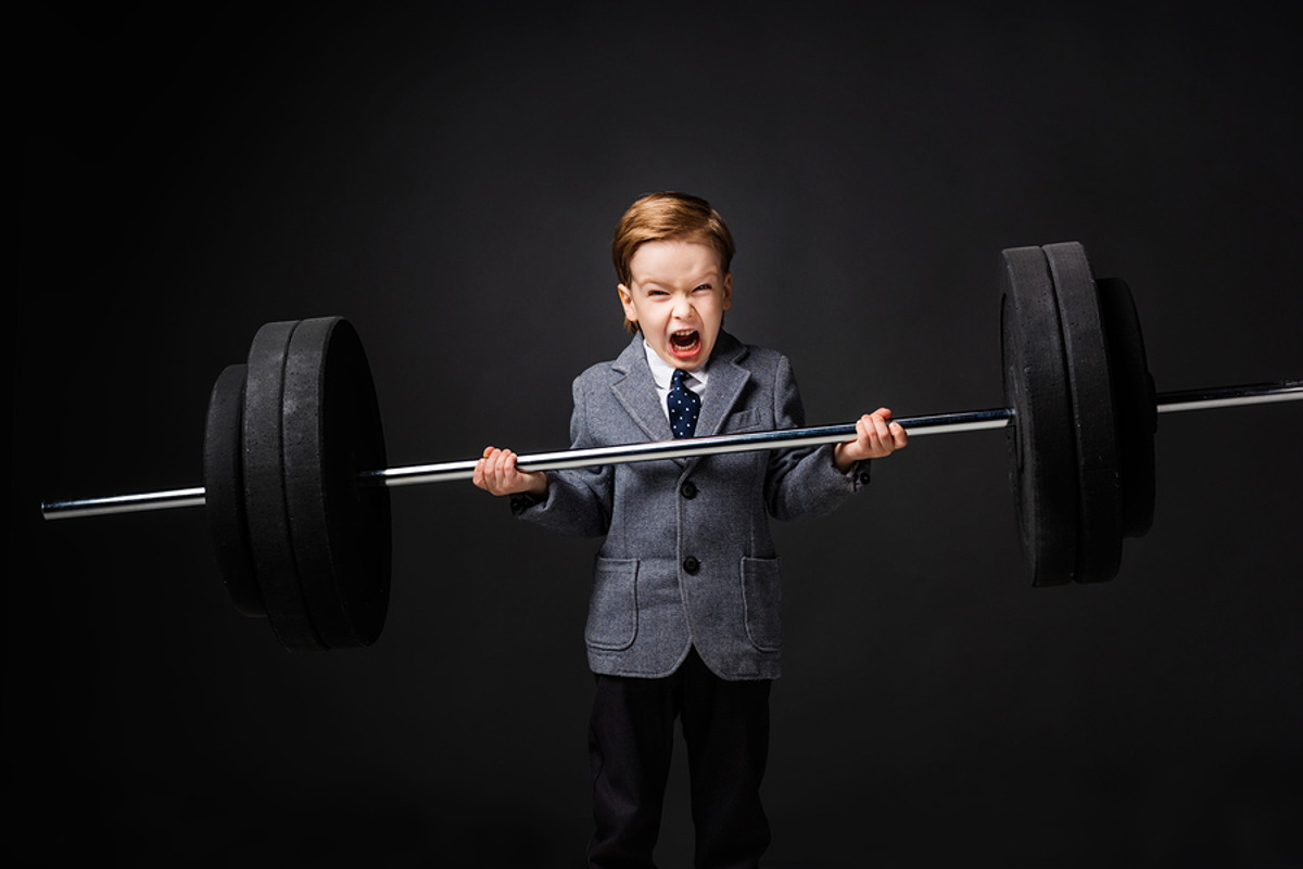 fitness voor kinderen