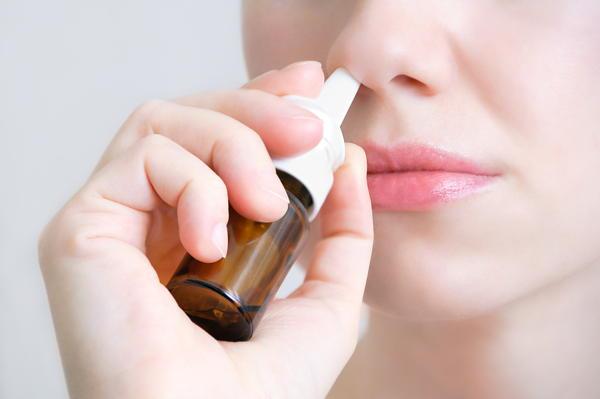 zout water bij verkoudheid