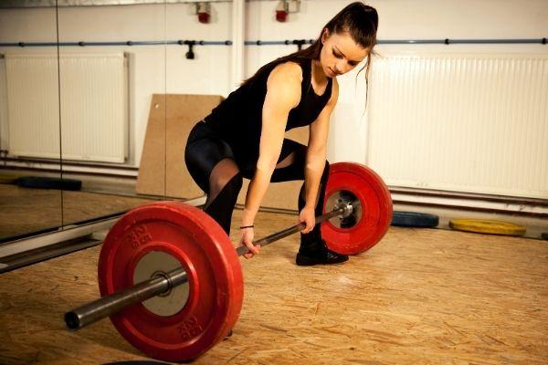 snelle spiergroei vrouwen