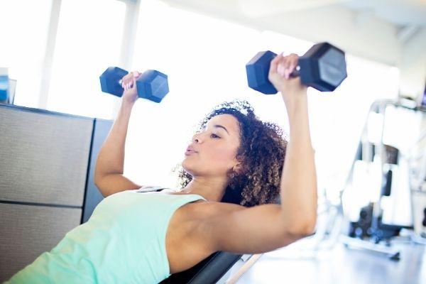 spieren kweken vrouw